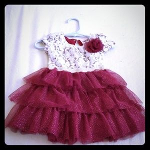 Cute toddler party dress